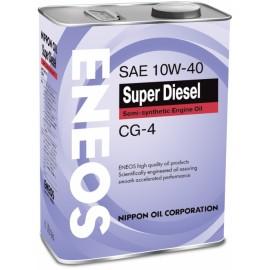Eneos Super Diesel 10W40 API CG-4 4 л