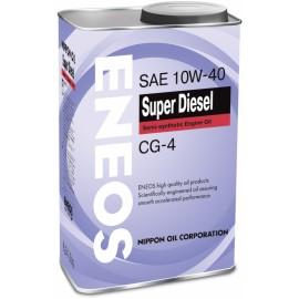 Eneos Super Diesel 10W40 API CG-4 1 л