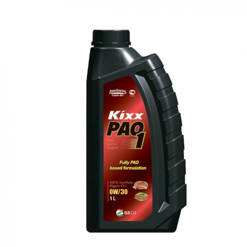 Kixx PAO 1 0w-30 1л