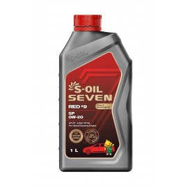 S-Oil 7 RED#9 SP 0w-20 1л