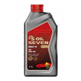S-Oil 7 RED#9 SP 0w-30 1л