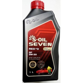 S-Oil 7 RED#9 SP 5w-30 1л