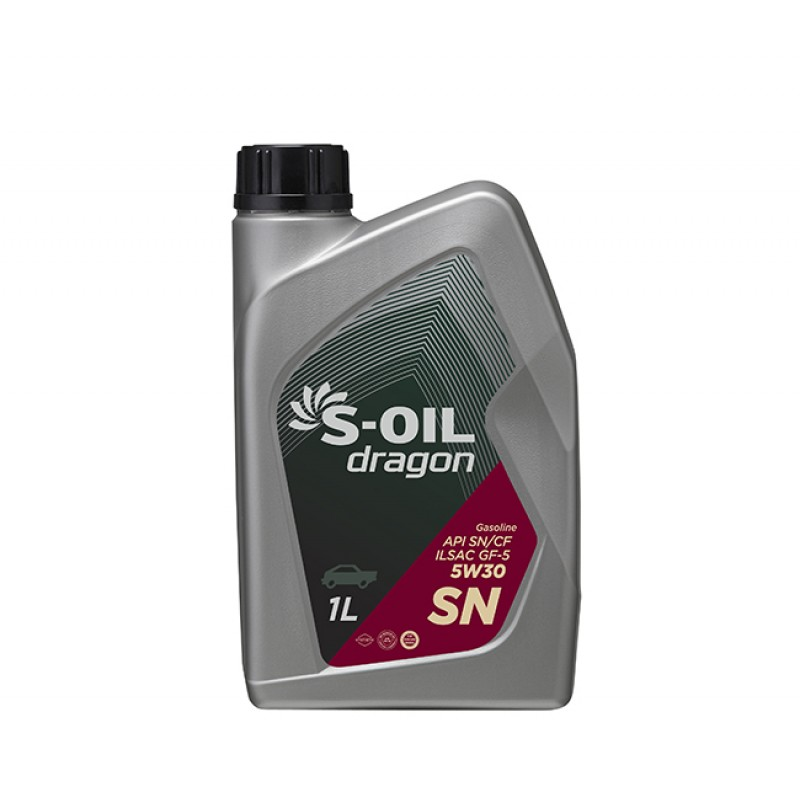 S-Oil Dragon SN 5W30 4л