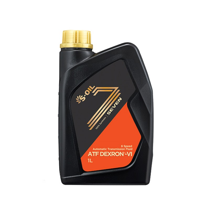 S-Oil Seven ATF Dexron-VI 4л