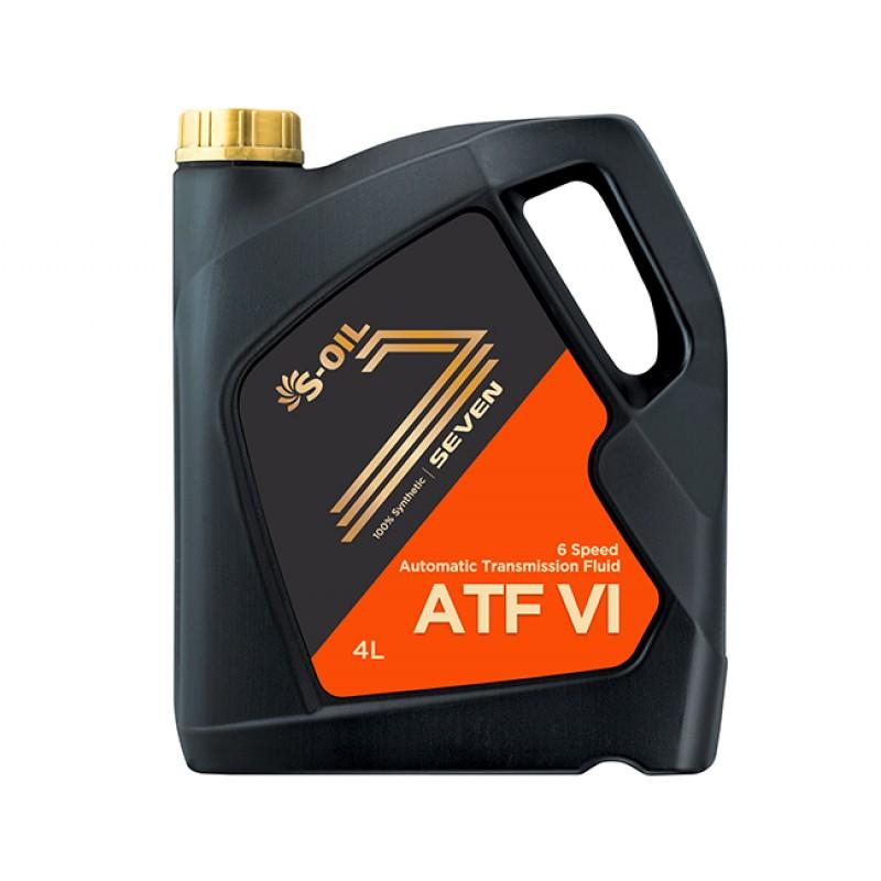 S-Oil Seven ATF Dexron-VI 20л