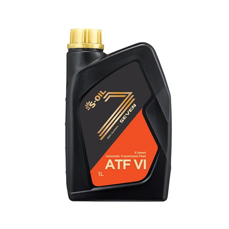 S-Oil Seven ATF-VI 20л