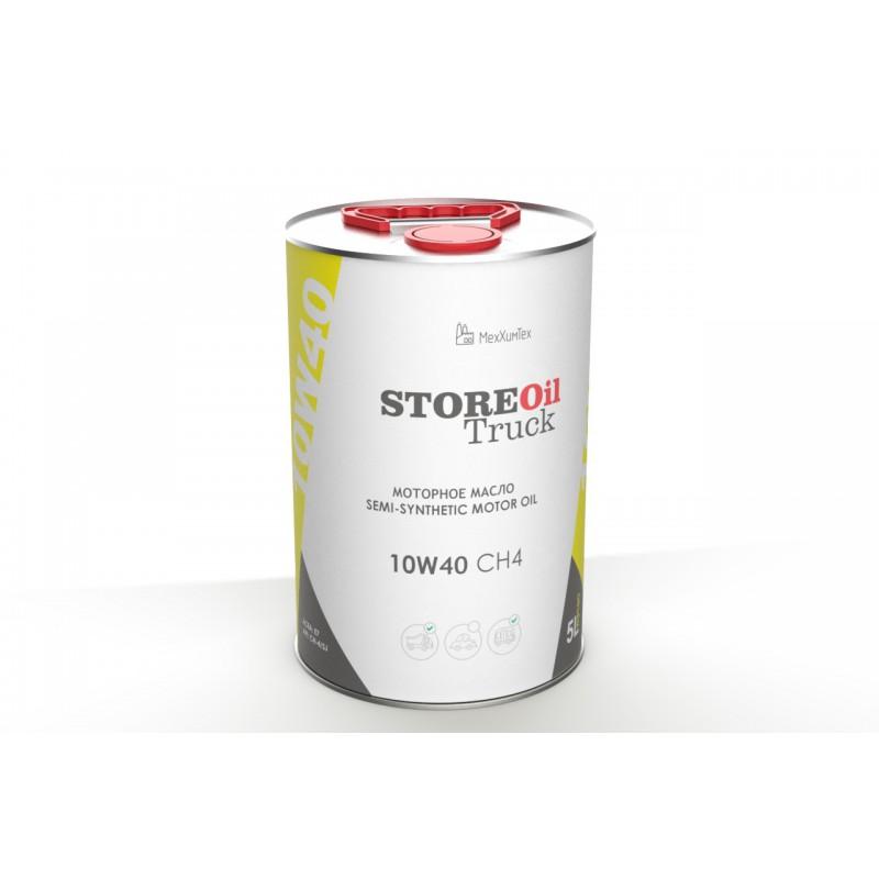 StoreOil Truck Grade 3 10W40 CH4 5л